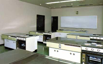 犬山市南部公民館の和室・料理実習室・講義室 犬山市